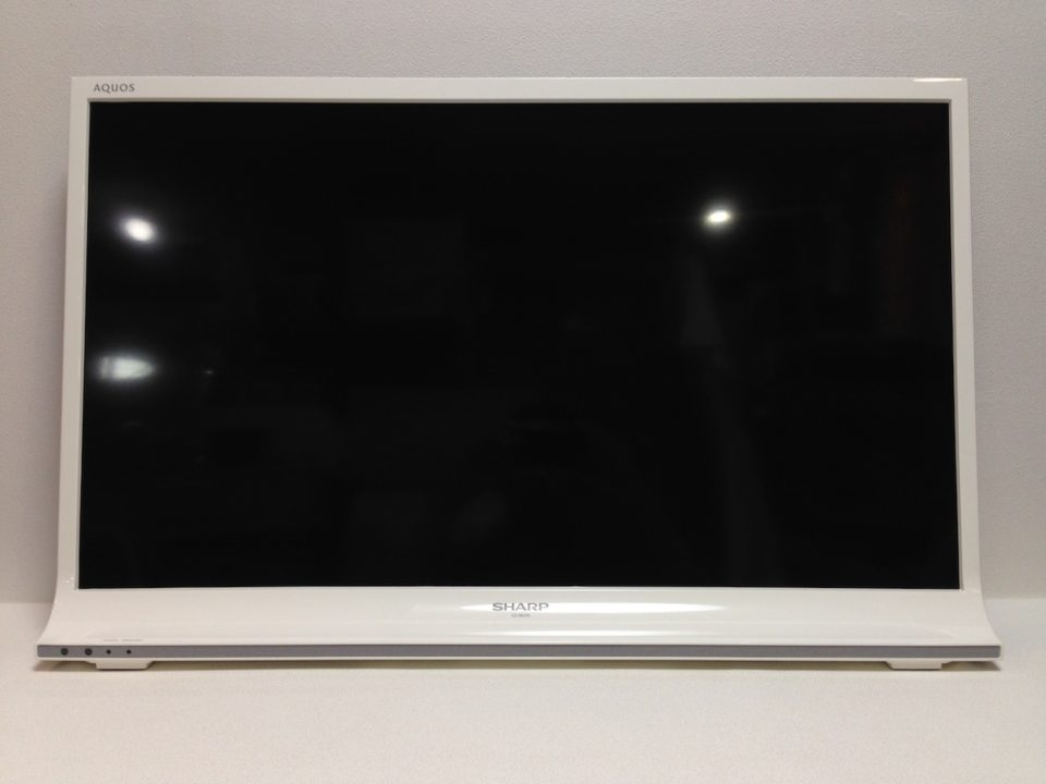 京都でテレビの買取リサイクルするならレンコンへ! SHARP AQUOS lc-32j10-wを高価買取!